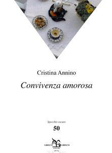 Connivenza amorosa - Cristina Annino - copertina