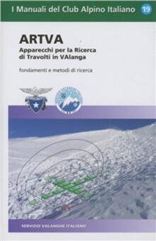 Filippodegasperi.it ARTVA. Apparecchi per la ricerca di travolti in valanga. Fondamenti e metodi di ricerca Image