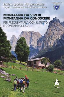 Criticalwinenotav.it Montagna da vivere, montagna da conoscere per frequentarla con rispetto e consapevolezza Image