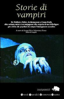 Storie di vampiri - copertina