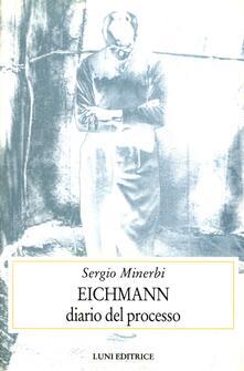 Antondemarirreguera.es Eichmann. Diario del processo Image
