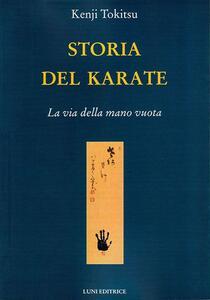 Storia del karate. La via della mano vuota