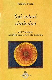 Promoartpalermo.it Sui colori simbolici nell'antichità, nel Medioevo e nell'età moderna Image