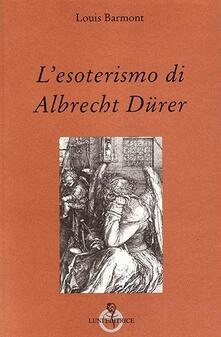 L esoterismo di Albrecht Dürer.pdf