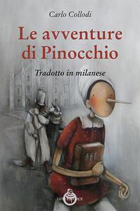 Le avventure di Pinocchio tradotte in milanese