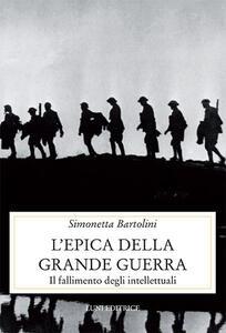 L' epica della grande guerra
