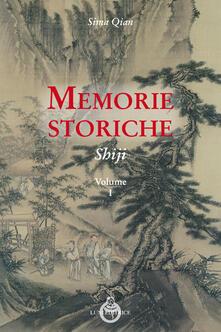 Radiospeed.it Memorie storiche. Shiji. Vol. 1 Image