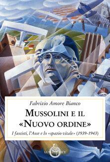 Promoartpalermo.it Mussolini e il
