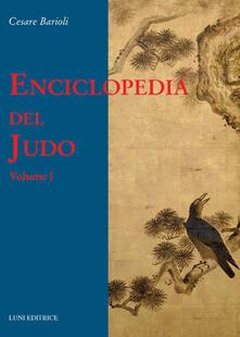 Equilibrifestival.it Enciclopedia del judo. Vol. 1 Image