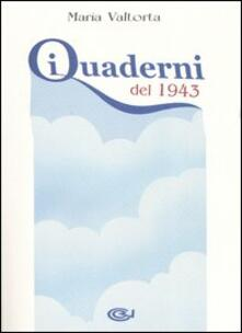 Librisulladiversita.it I quaderni del 1943 Image