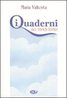 Voluntariadobaleares2014.es I quaderni del 1945-1950 Image