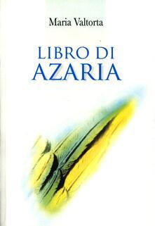 Promoartpalermo.it Libro di Azaria Image