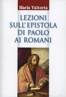 Antondemarirreguera.es Lezioni sull'epistola di Paolo ai Romani Image