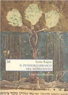 Il pensiero ebraico del Novecento.pdf