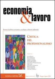 Economia & lavoro (2003). Vol. 2