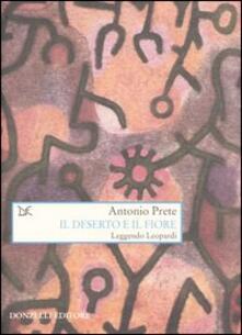 Il deserto e il fiore. Leggendo Leopardi.pdf
