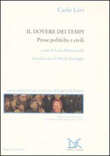 Il dovere dei tempi. Prose politiche e civili.pdf