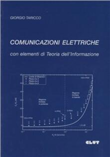 Winniearcher.com Comunicazioni elettriche con elementi di teoria dell'informazione Image