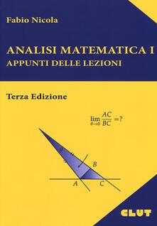 Filmarelalterita.it Analisi matematica 1. Appunti delle lezioni Image