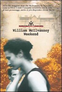 Weekend - William McIlvanney - copertina