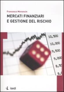 Rallydeicolliscaligeri.it Mercati finanziari e gestione del rischio Image