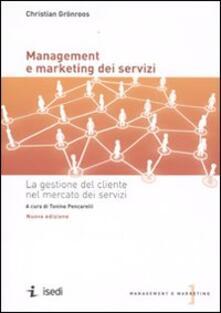 Antondemarirreguera.es Management e marketing dei servizi. La gestione del cliente nel mercato dei servizi Image