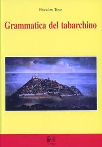 Grammatica del tabarchino