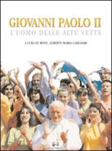 Museomemoriaeaccoglienza.it Giovanni Paolo II. L'uomo delle alte vette Image