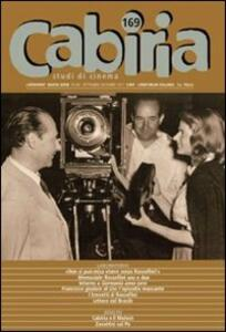 Cabiria. Studi di cinema. Vol. 169