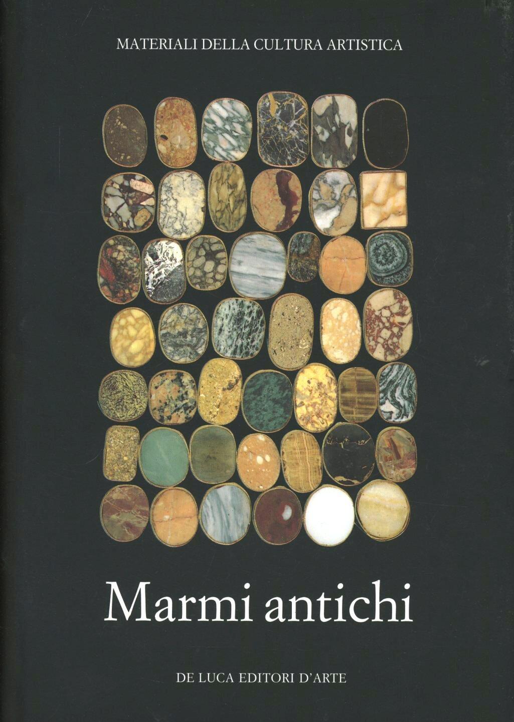 Marmi Antichi - G  Borghini - Libro