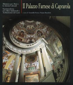 Il palazzo Farnese a Caprarola