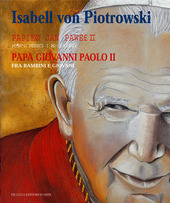 Papa Giovanni Paolo II tra bambini e giovani