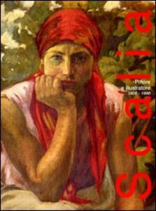 Letterio Scalia. Pittore e illustratore 1908-1996 - copertina