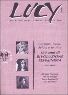Cocktaillab.it Lucy. Antropologia, storia, femminismo Image