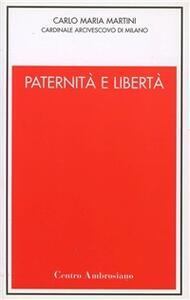 Paternità e libertà