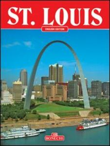 St. Louis. Ediz. inglese