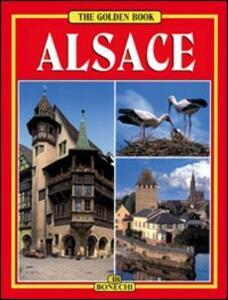 Alsazia. Ediz. inglese