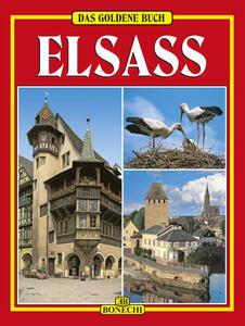 Alsazia. Ediz. tedesca