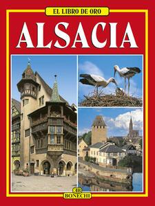 Alsazia. Ediz. spagnola