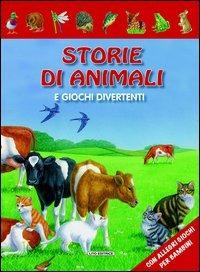 STORIE DI ANIMALI E GIOCHI DIVERTENTI