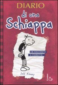 Foto Cover di Diario di una schiappa, Libro di Jeff Kinney, edito da Il Castoro 0