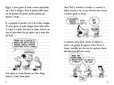 Foto Cover di Diario di una schiappa, Libro di Jeff Kinney, edito da Il Castoro 2