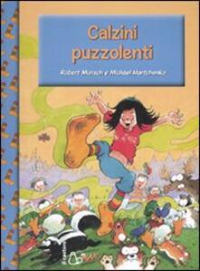 Camfeed.it Calzini puzzolenti Image