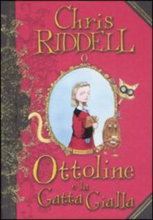 Recuperandoiltempo.it Ottoline e la gatta gialla. Ediz. illustrata Image