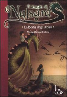 La bestia degli abissi. I draghi di Nalsara. Vol. 5.pdf