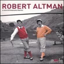 Robert Altman - copertina