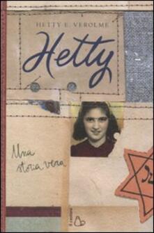 Antondemarirreguera.es Hetty. Una storia vera Image