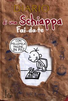 Diario di una schiappa fai-da-te. Ediz. illustrata.pdf