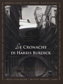 Le cronache di Harris Burdick - Chris Van Allsburg - copertina