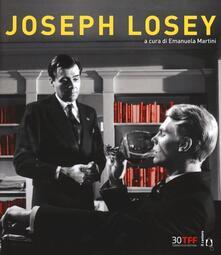 Joseph Losey. Ediz. illustrata - copertina
